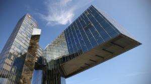 Edifici de Gas Natural a Barcelona / BERT KAUFMANN