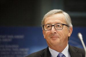 Jean-Claude Juncker, president de la Comissio Europea.