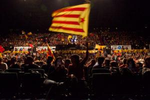 Acte de la CUP a Barcelona / JORDI BORRÀS