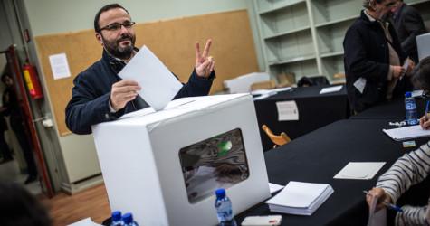 Reflexions sobre les eleccions 21-D: boicot o un front popular i democràtic?