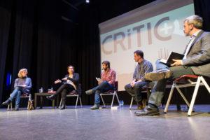 Debat de CRÍTIC entre els candidats per Barcelona del PSC, ERC, Barcelona en Comú i la CUP / JORDI BORRÀS