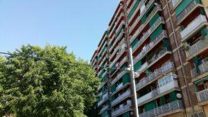Blocs d'habitatges al barri de La Mina, a Sant Adrià de Besòs / S. PICAZO