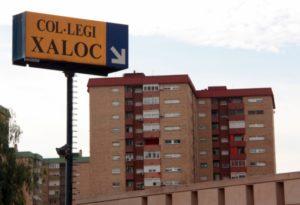 Escola Xaloc, situada a l'Hospitalet de Llobregat / ARXIU