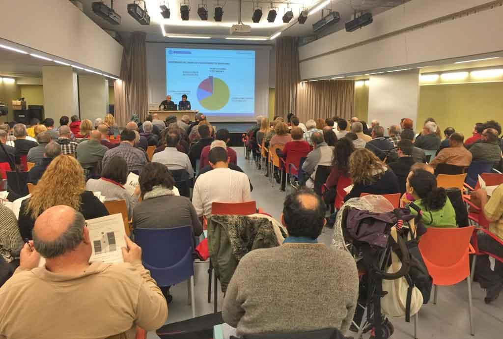Audiència Pública sobre el Pressupost Participatiu feta a Badalona / AJUNTAMENT BADALONA