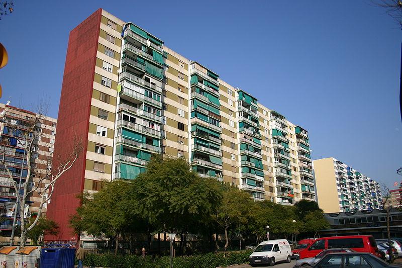 El barri de Bellvitge / YEAROFTHEDRAGON