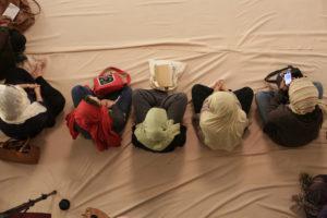 Dones en una mesquita als Estats Units / INCLUSIVE MOSQUE INICIATIVE