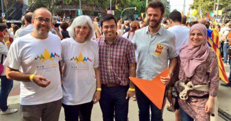 Esquerra i independentisme: a Badalona sí que es pot