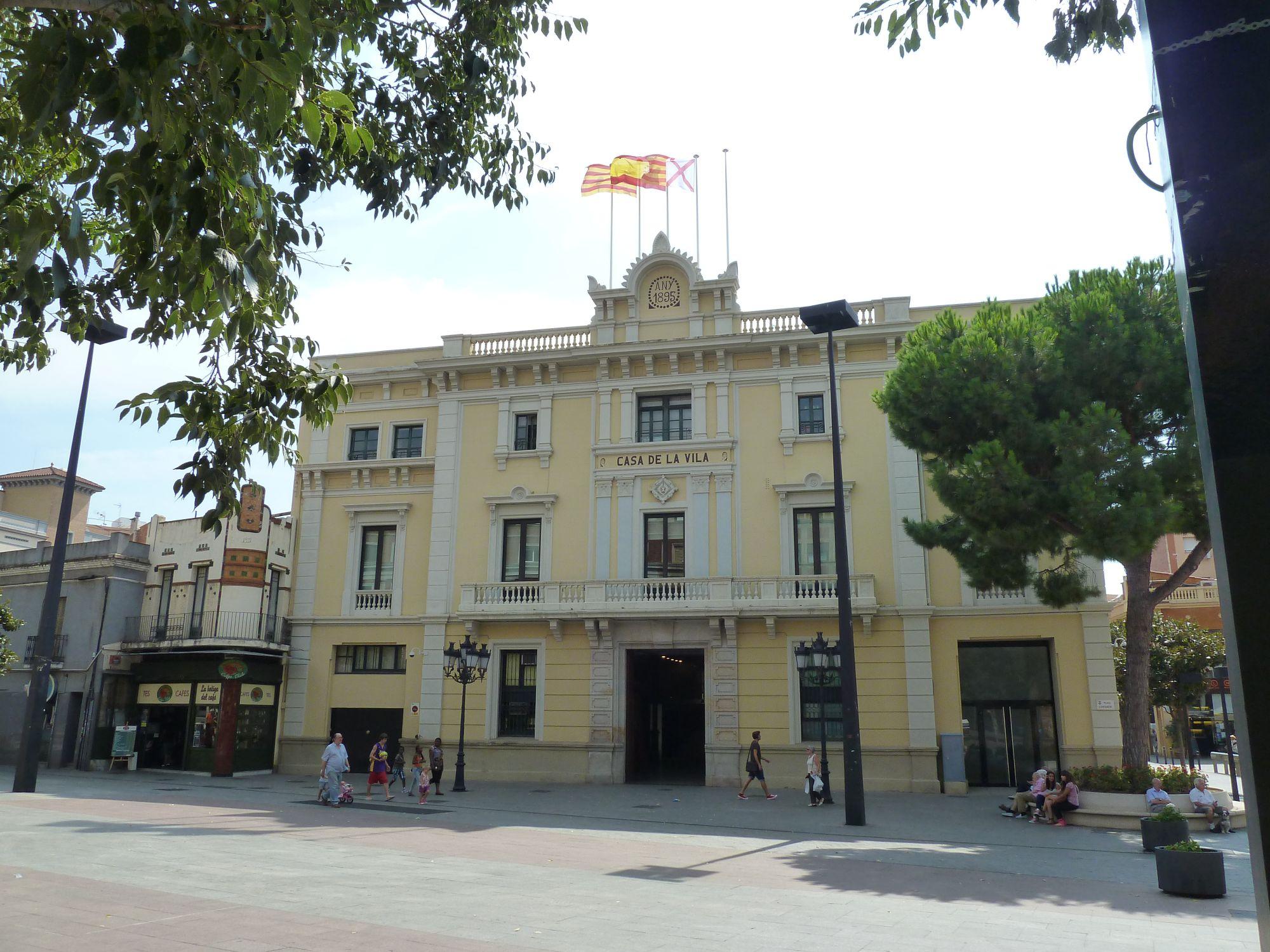 L'Ajuntament de l'Hospitalet