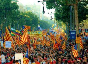 La manifestació del 10 de juliol de 2010 / JOSEP RENALIAS