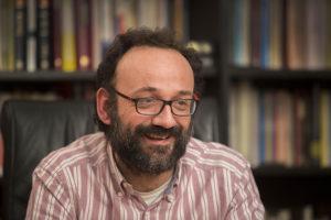 El diputat de la CUP Benet Salellas. FOTO: Joan Castro