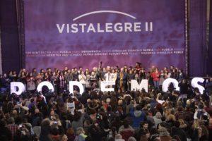 Clausura del congrés de Podem a Vistalegre / Podem