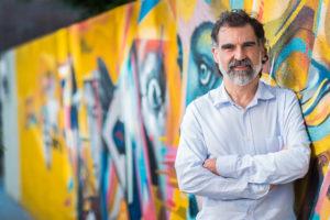 Jordi Cuixart, en una entrevista recent a CRÍTIC / JORDI BORRÀS