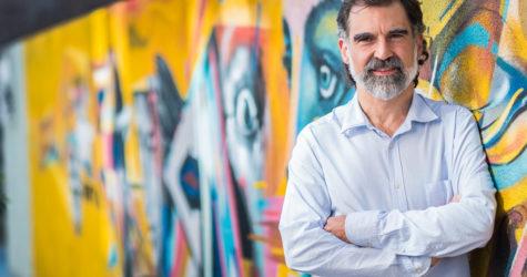"""Carta de Jordi Cuixart a Enric Canet, del Casal dels Infants del Raval: """"Tanquem totes les presons i comencem de bell nou"""""""