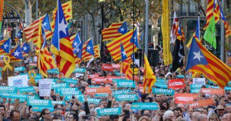 Quan derrotem l'autoritarisme, parlarem del nacionalisme