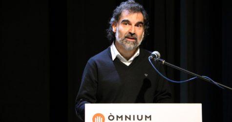 """Carta de Jordi Cuixart a Jaume Asens: """"Intentant prendre'ns la força, ens l'han donada tota"""""""