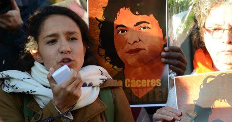 Per què cal un memorial a l'activista Berta Cáceres a Barcelona?