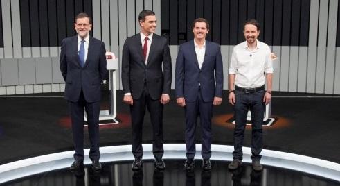 debate a cuatro_bona