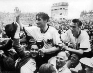 alemanya, campiona del món
