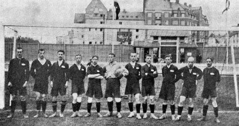 L'eclosió del futbol a Rússia: de l'Imperi tsarista a la Revolució de Febrer