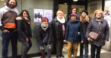Un sindicat propi, eina per aconseguir millores en l'atenció a les víctimes de violència masclista