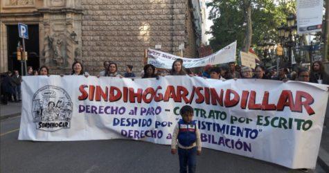 L'eterna discriminació legal de les treballadores de la llar