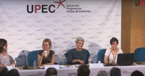 """[VIDEO] Debat sobre """"Els feminismes d'ara"""" amb Natza Farré, Laia Serra i Fina Birulés"""