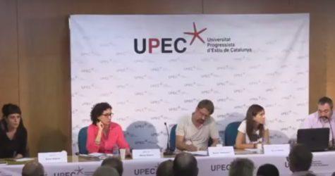 [VIDEO] Debat entre els partits d'esquerres amb Núria Parlon, Marta Rovira, Xavier Domènech i Anna Gabriel