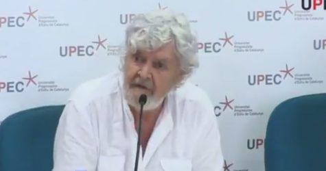 [VÍDEO] Conferència de cloenda de Xosé Manuel Beiras, polític i economista gallec