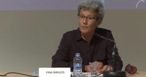 La filòsofa Fina Birulés dirigeix el curs 'La memòria i els llocs de la transmissió' al Born CCM