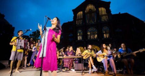 La música envaeix de nou el Recinte Modernista de Sant Pau cada dijous a la nit