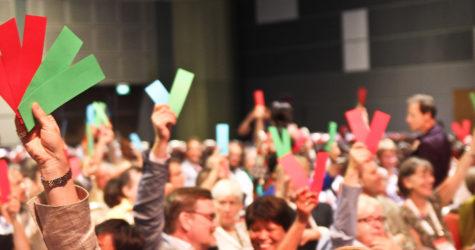 Participació ciutadana: primeres passes d'un canvi radical de model