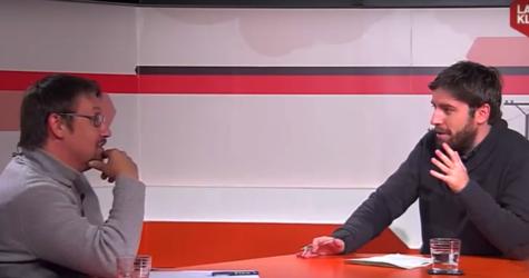 [VIDEO] Entrevista a Xavier Domènech, coordinador de Catalunya en Comú