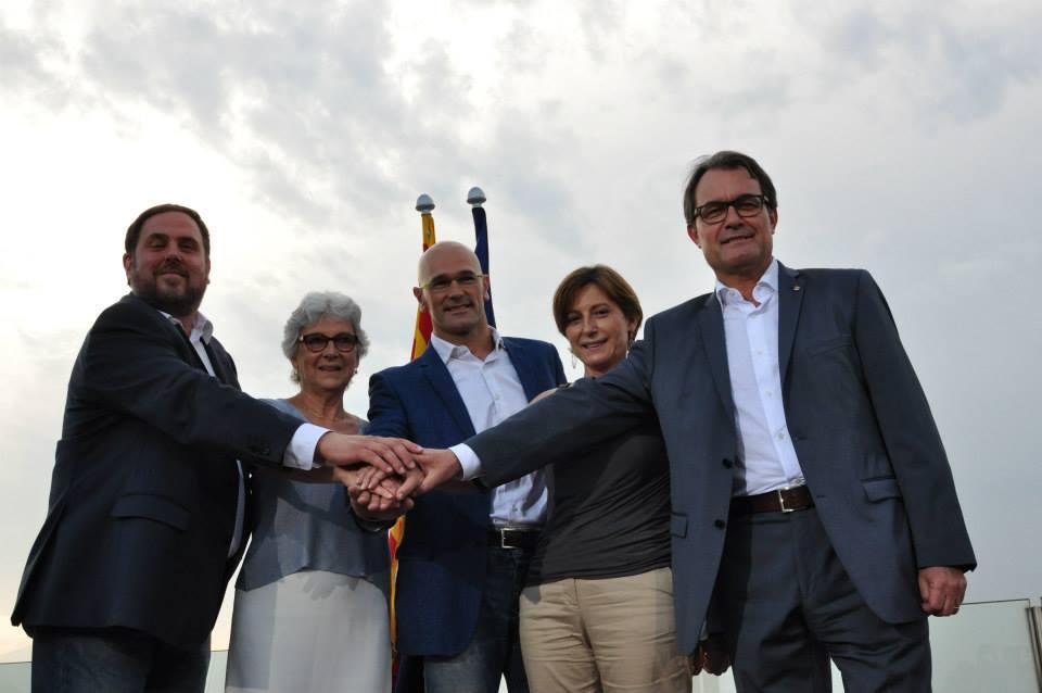 Si Junts pel Sí no obté la majoria absoluta, el 'pressing' a la CUP serà considerable. Foto: ERC