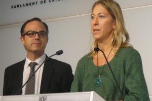 Neus Munté, vicepresidenta del Govern, és una veu emergent a Convergència. Foto: CDC