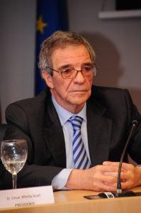 Cesar Alierta, expresident de Telefónica. Foto: UNED