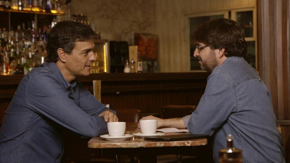 L'entrevista de Jordi Évole a Pedro Sánchez.