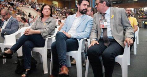 La gran batalla de l'independentisme: hiperventilats contra traïdors
