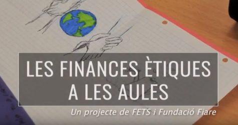 [VÍDEO] Les finances ètiques a les aules