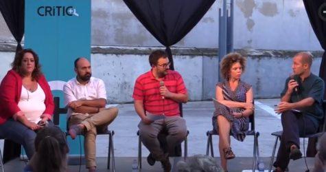 [VÍDEO] 'Drets i llibertats en perill', el debat del 4t aniversari de CRÍTIC