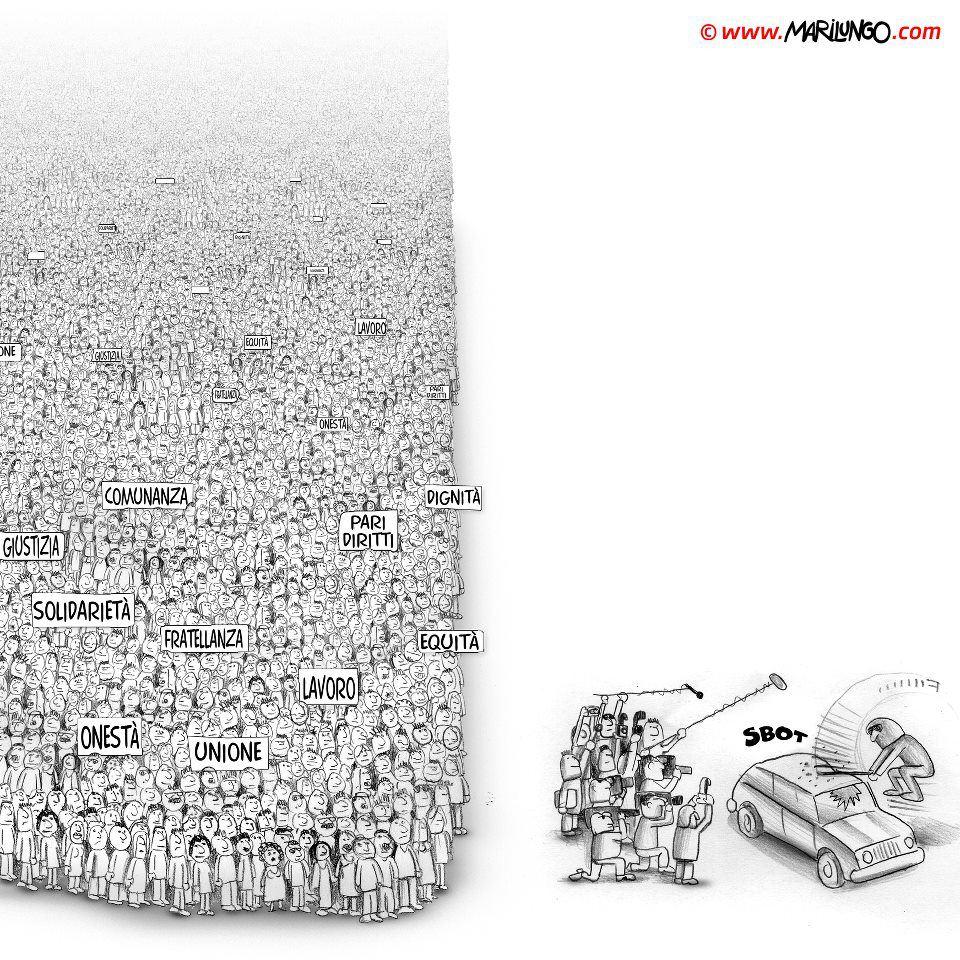 Periodisme manifestacions