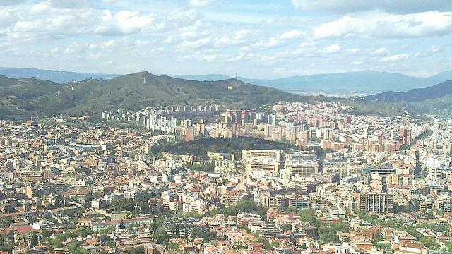 Vista de Nou Barris / TONI HERMOSO