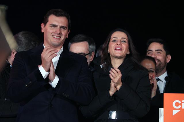 La dreta (la dels convergents i la d'Arrimadas) mana a Catalunya