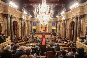 Sessió constitutiva del Parlament de Catalunya en l'onzena legislatura, l'actual / web.gencat.cat