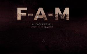 Portada del webdoc F-A-M / FUNDACIÓ QUEPO