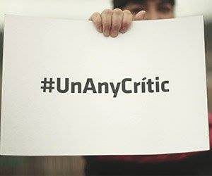 2017 també serà #UnAnyCrític.