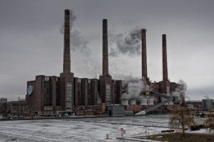 Fàbrica central de VolksWagen a Wolfsburg (Alemany), ciutat fundada expressament per allotjar aquesta indústria / Daniel Zimmermann