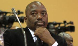 Joseph Kabila retallada