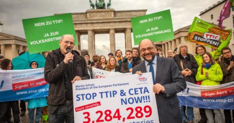 El CETA, el TTIP i la socialdemocràcia davant del mirall