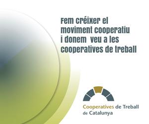 Publicitat: Federacio de Cooperatives de Catalunya