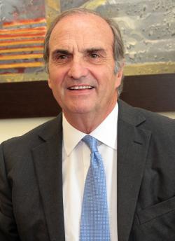 Joaquim Gay de Montellà, president de Foment del Treball